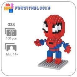 Miniblock Marvel Spiderman