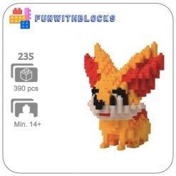 Miniblock Pokémon Fennekin