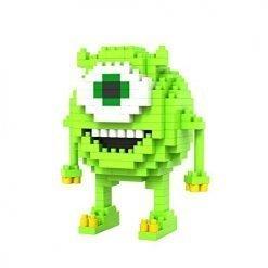 Miniblock Monsters en Co Mike Wazowski