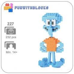 Miniblock Spongebob's Octo Tentakel