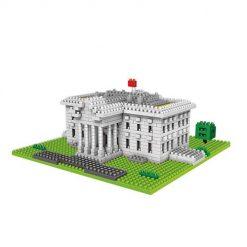 Miniblock Witte Huis