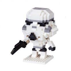 Miniblock Stormtrooper - 318 minibricks