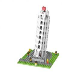 Wise Hawk Toren van Pisa