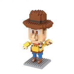 Cowboy Woody miniblock
